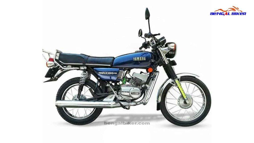 yamaha rx 100 price in Bangladesh