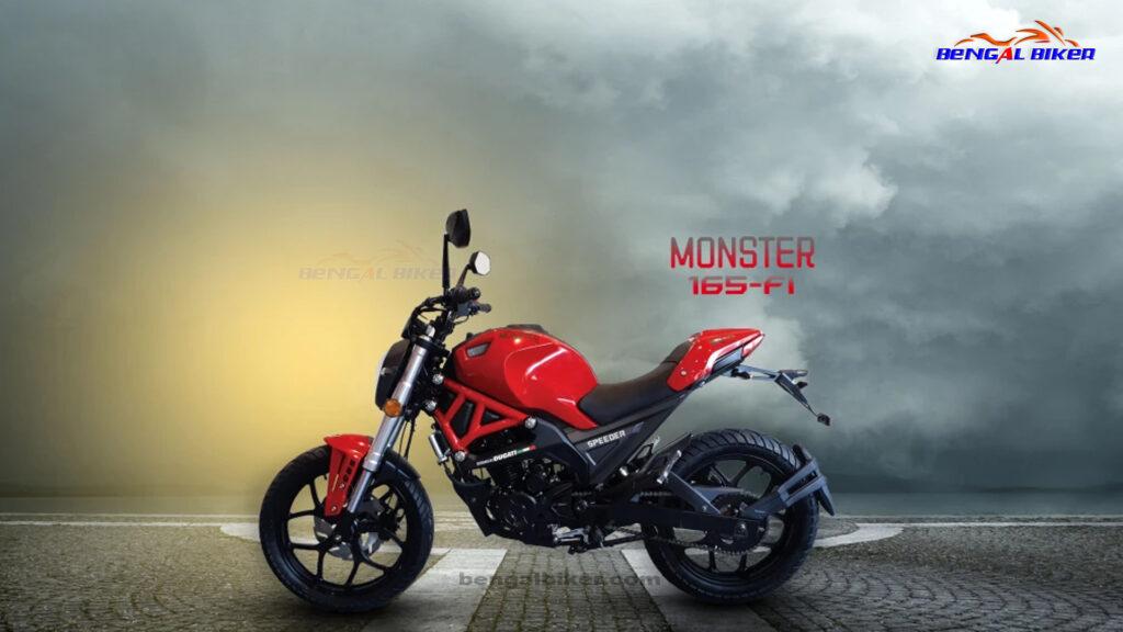 Speeder Big Monster 165 Fi