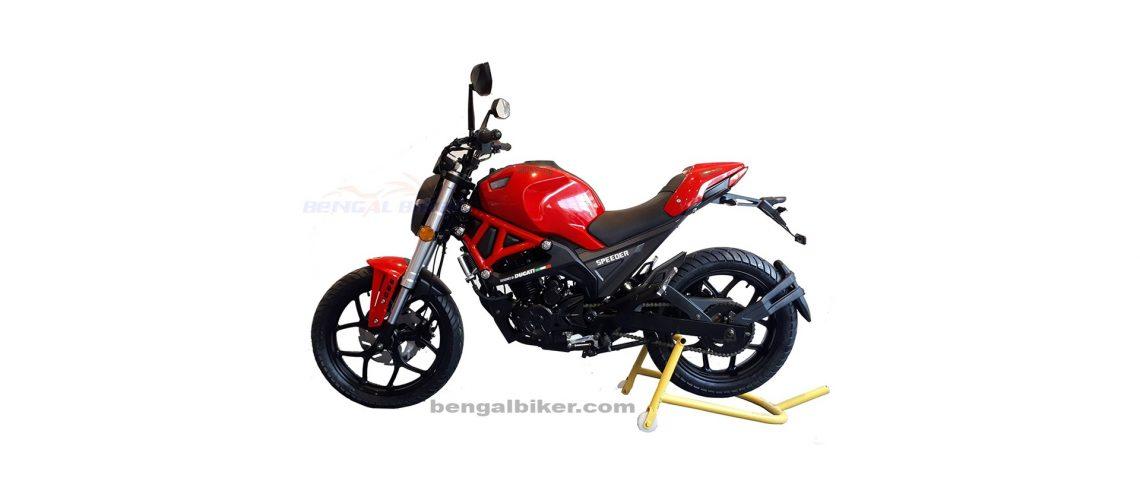 Speeder Monster 165 Fi