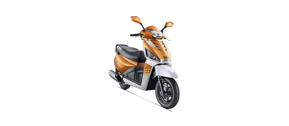 Mahindra Gusto 125cc