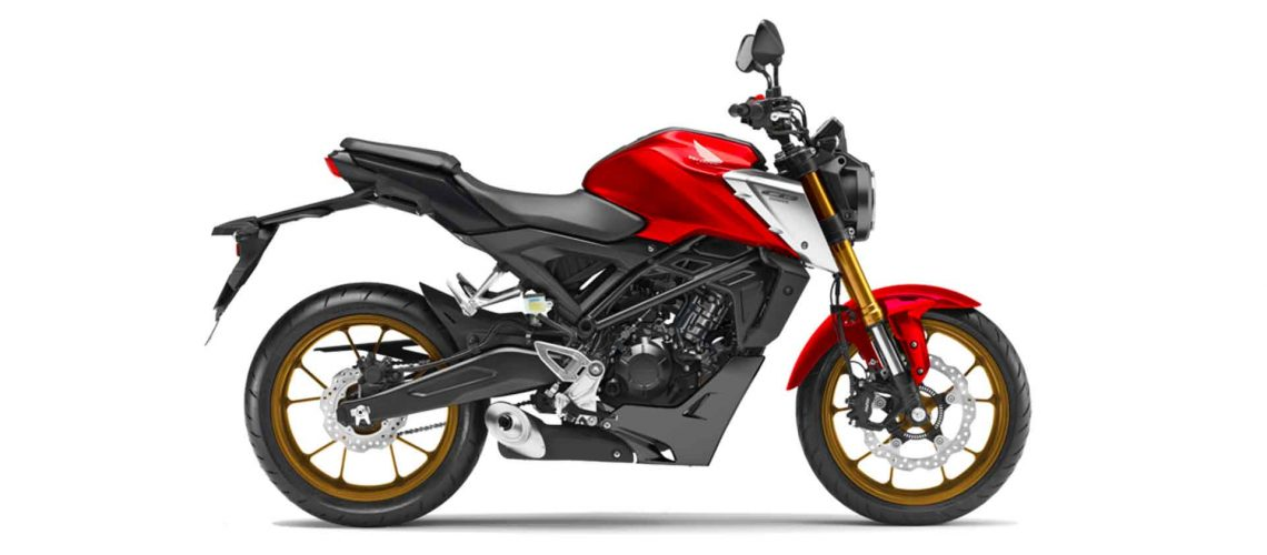 Honda CB125R Price in Bangladesh 2021