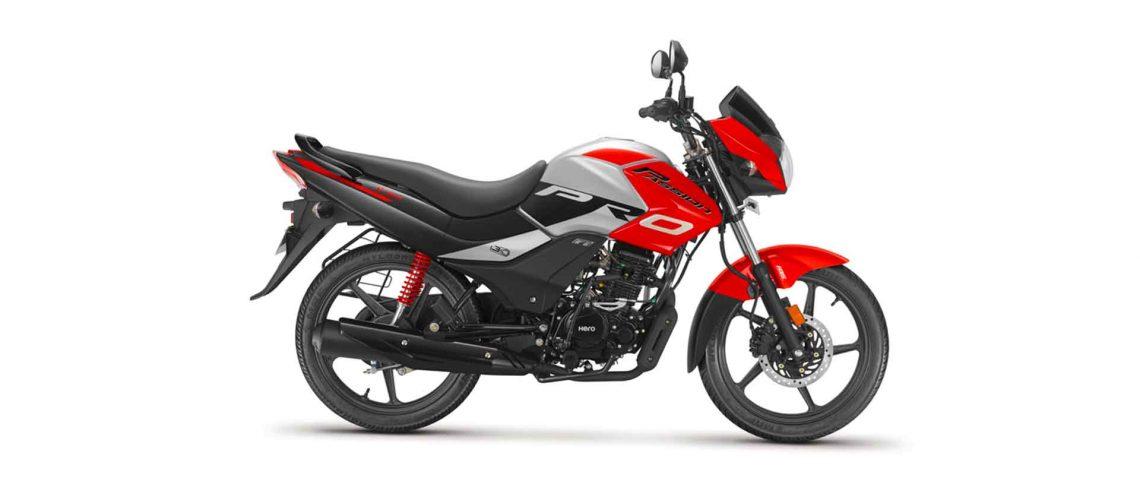 Hero Passion Pro 110 BS6 Price in Bangladesh