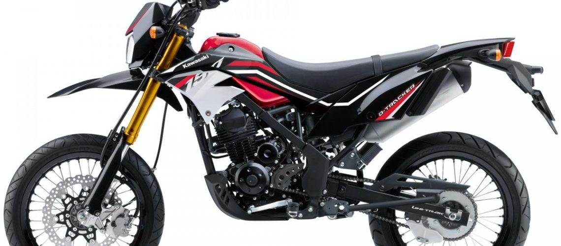Kawasaki-D-Tracker-150-red-black-1200x600